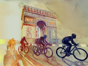 Schilderij van Takmaj